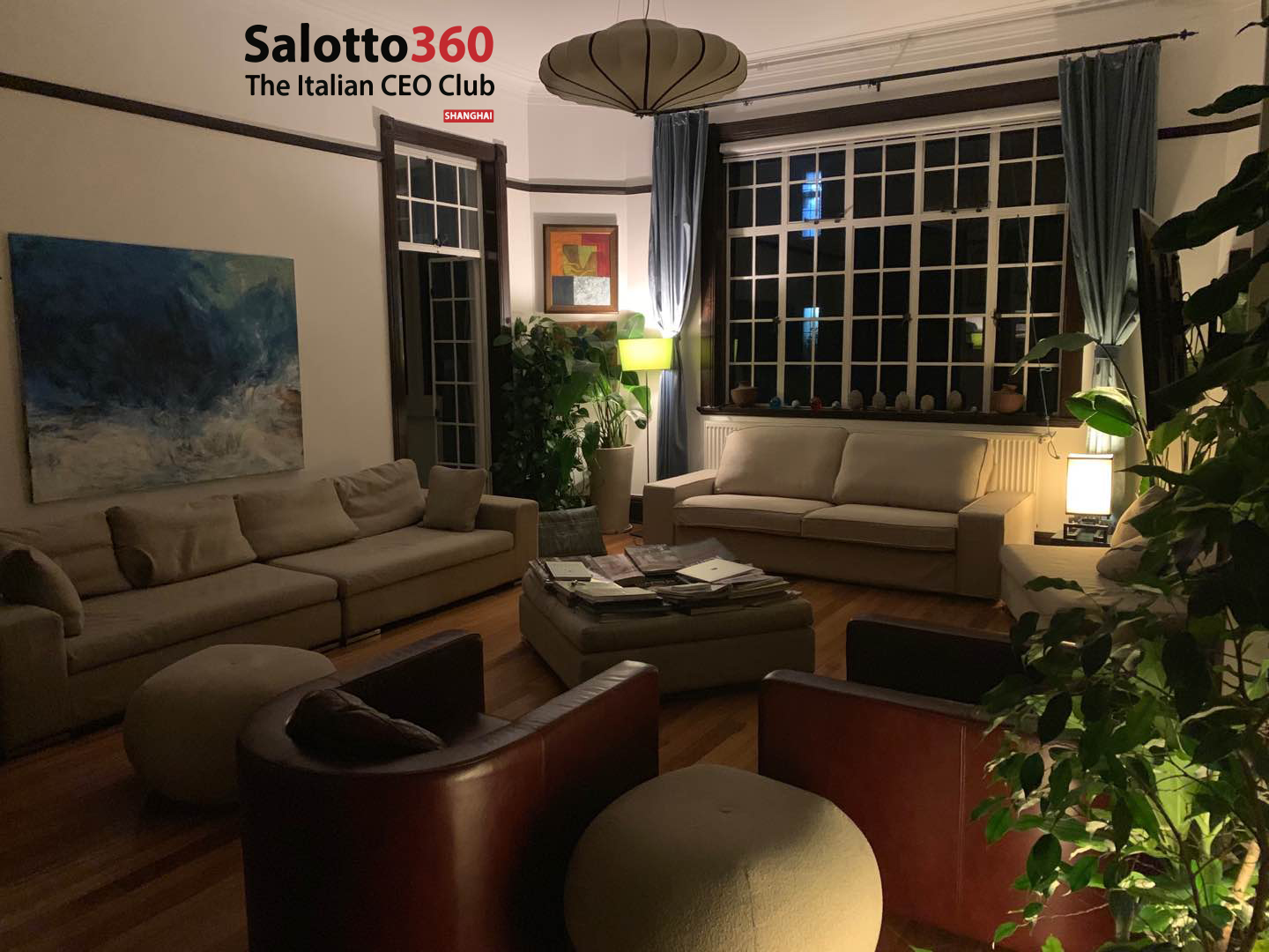 July 2019 – Barbatelli & Partners and its team organized Salotto 360's second event.